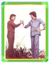 Film review from andha kanoon andha kanoon movie rajini film andha